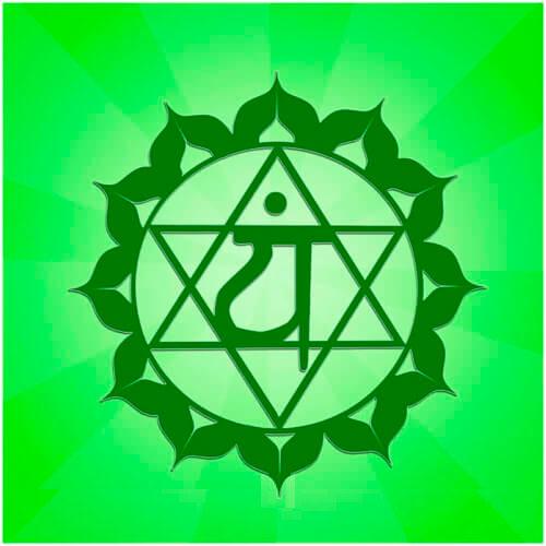 El Chakra Corazón (Anahata)
