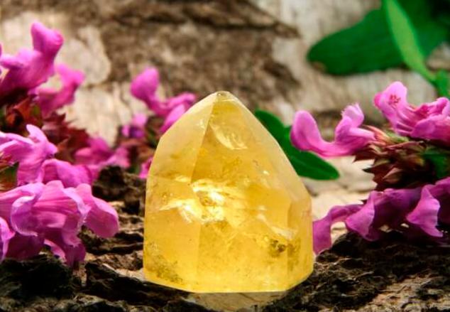 Las Piedras o Gemas para el Chakra del plexo solar