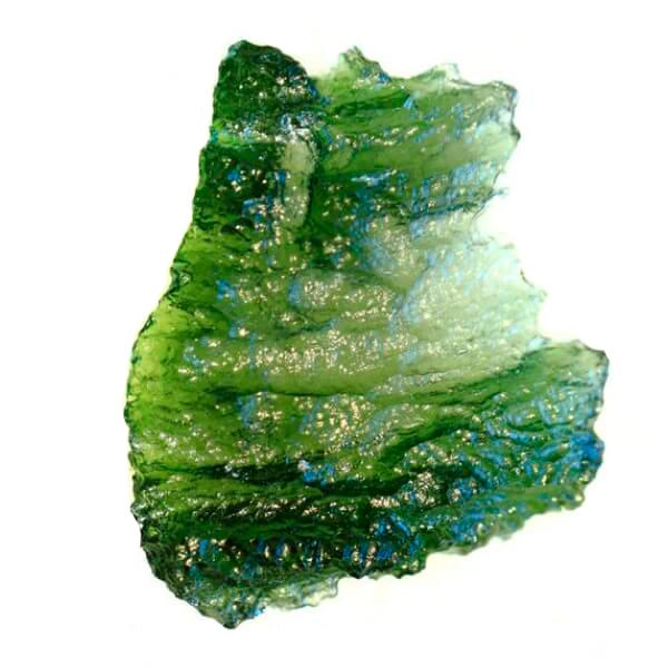 Gema Moldavita verde